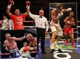 eddie hearn column: kell brook will fight paulie malignaggi or shawn porter for ibf title